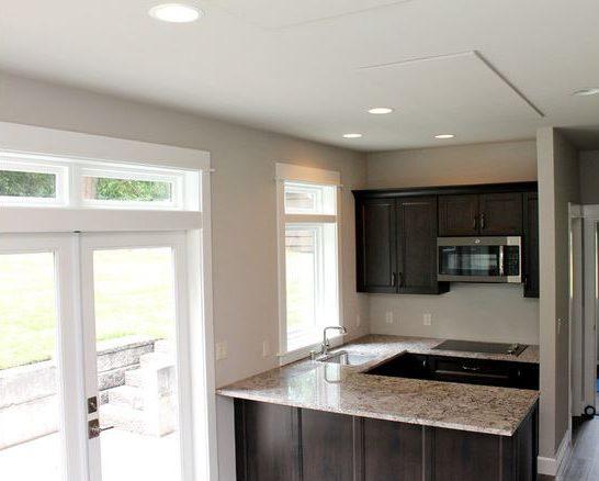 Ducoterra kitchen radiant panels