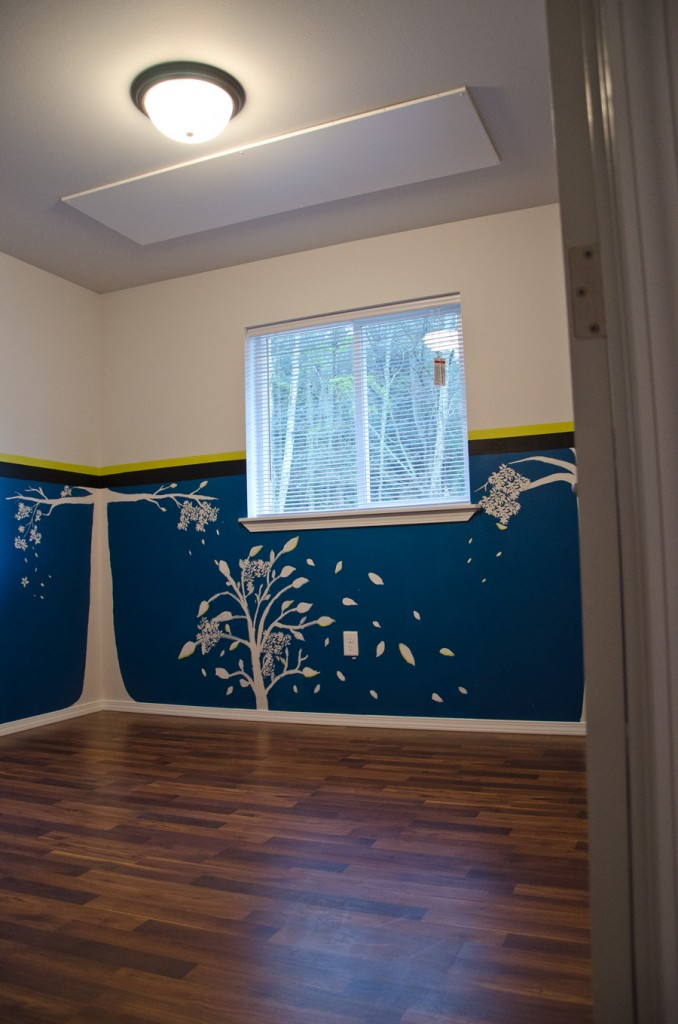 Ducoterra bedroom radiant panel