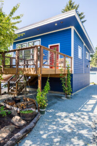 Columbia City Cottage Tiny Home