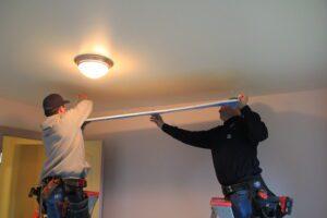 Ducoterra Infared Panel Installation